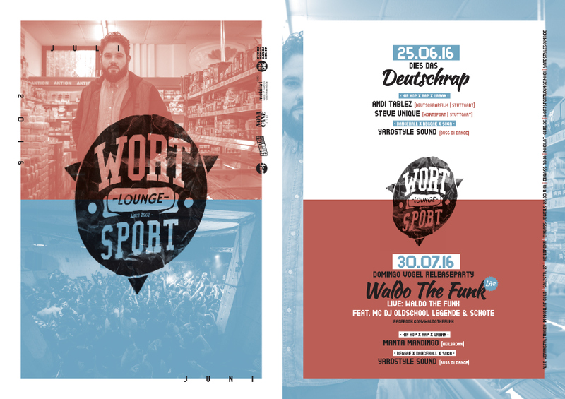 Wortsport Lounge (Jun/Jul 2016)