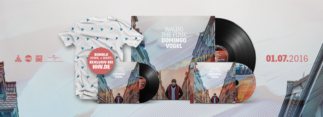 Waldo The Funk - Domingo Vogel