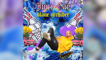 Juicy Gay - Blaue Orchidee