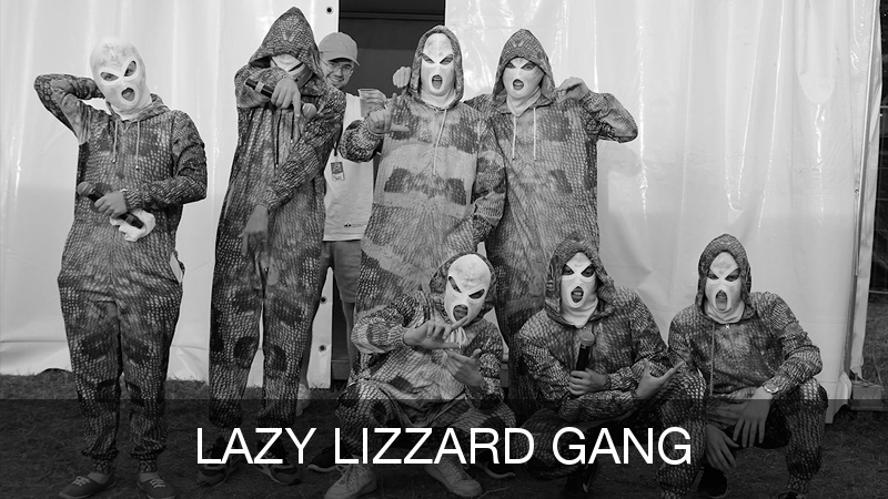 Lazy Lizzard Gang
